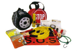 12pcs emergency spill kit,roadside emergency kit,tool set,KL-12255