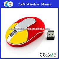 Gracious 2.4G usb driver mini wireless mouse