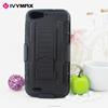 China supplier Wholesale 3 in 1 hybrid robot case for ZTE V6 mobile phone case