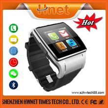 Christmas gift Fashion Wrist Bracelet Watch cheap touch screen watch mobile phone