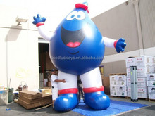 amazing inflatable blue model inflatable advertising,Inflatable replicas,Inflatable Models