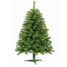 2015 Hot Sale Beautiful Plush Singing Christmas Tree with Colorful Leaves