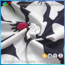 tie dye printed white nylon spandex swimwear fabric companies