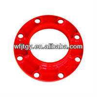 FM Approval different types pipe fitting of Flange Adaptor