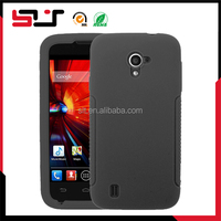 High quality mobile phone soft silicone cover for zte source n9511 hard case