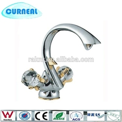 artistic brass faucets