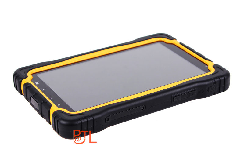 waterproof android 4.2 IP66 Dual Core/Quad Core GPS tablet pc 7 inch IPS touch screen 1G+4G GSM+3G T70
