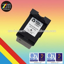 remanufactured ink cartridge for HP 122XL BK