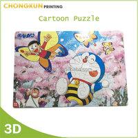 Cheap Cartoon Jigsaw puzzle manufacturer