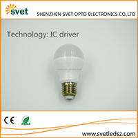 New life style within control indoor smart dimmable E27 6w Led Bulb Light