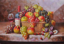 home goods still life fruit impressionist paintings for sale