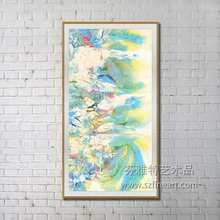 Wholesale price bright color paintings