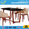 Wood dining table antique french style marble table, marble dining table DT010B-M3-22