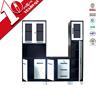 Steelite cheap furniture freestanding metal kitchen cabinets / self assemble metal pantry cabinet