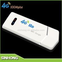 Desbloqueado 2 G 3 G 4 G LTE módem Router WiFi con ranura de la tarjeta SIM