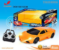 Gift for boy 4 function kid racing rc model car