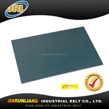 9mm pvc snake surface conveyor belting for ceramic factory to polishing