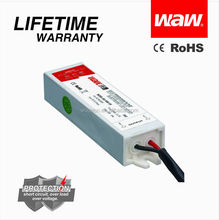 10W 12V waterproof led driver IP67 power supply BG-10-12 with CE ROHS
