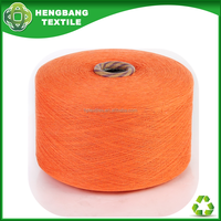 Cotton mixed yarn for weft weaving production line HB714 China
