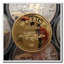 high quality custom shape coin
