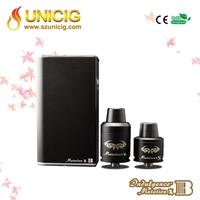 Unicig original TC box Mod Indulgence 60W Mutation X B Box VS subox mini