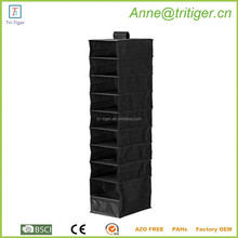 Ikea modern hanging shoe organizer with 9 compartments