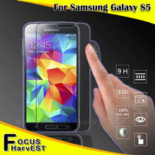 0.3mm 9H Tempered Glass screen protector for Samsung Galaxy S5 wholesale