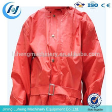Flame proof and Heat protection Garment,fire fighter suit ,Aluminized Flame Proof and Heat Protection-Ayonsafety