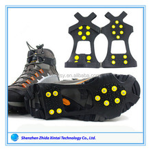 Ice Traction Universal Slip-on Stretch Fit Snow Ice Spikes