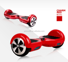 6.5 inch 2 wheel electric scooter self balancing drifting scooters two whees air wheel scooter
