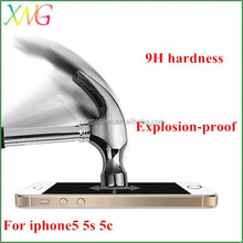 Pureglas anti glare film for glass for iphone5 screen protector with brand package