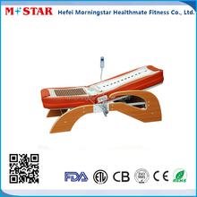 Vibrating Jade Stone Roller Full Body Massage Bed RT6018E+