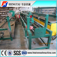 anping semi-automatic diamond fence netting machine