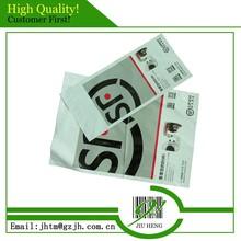 Guangzhou manufacturer customized high security plastic mail bag