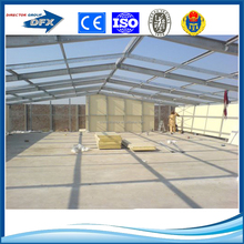 Light steel industrial small poultry house