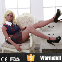 Full Silicon Real Girl Doll Sex Black Woman Image