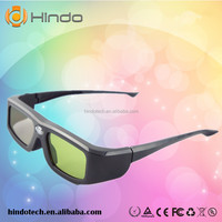 DLP-Link Active Shutter 3D glasses for Optoma BenQ Acer Viewsonic Dell Projector 144hz dlp link 3d projector glasses