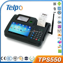 Telepower TPS550 rfid card reader for point of sales with lithium battery