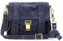 2015 Hot Selling Suede Fashion Durable Handbag Wholesale Factories in China Shoulder Bag LF0546
