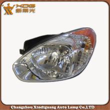 HY 12v white auto Headlight LR Side Fits 07-11 I ACCENT OEM: R 92102-1E040 L 92101-1E040