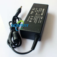 Universal Desktop AC Adapter 19V 3.95A Power Supply 75W For Toshiba 5.5mm DC