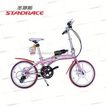 Excellent Full Aluminum Alloy Aluminum Mini Bike