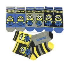 children cartoon tube socks