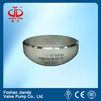 304 stainless steel pipe threaded end cap JIS
