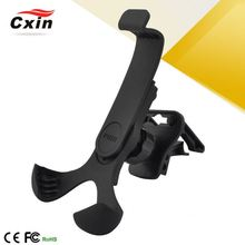 Support OEM black car vents phone holder clip for phone accessories