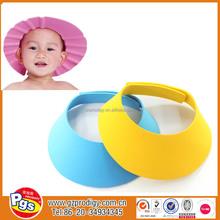 safety eva baby shower cap / shower shapmpoo cap / shower hat for baby