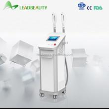 2015 hot selling SHR & IPL hair removal machine ipl acne