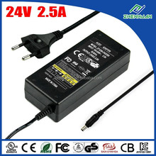 24V 2.5A 60W AC DC switching power supply