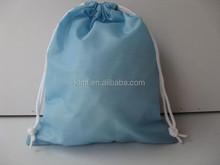 Great promotion blank drawstring bag