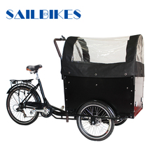 specialized cargo bike bicycle for children